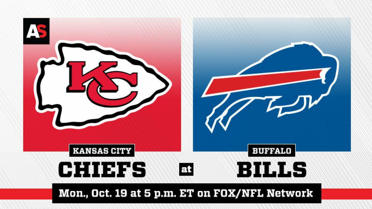 [Amazon Prime Video] Kansas City Chiefs @ Buffalo Bills NFL Week 6