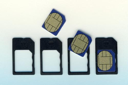 Kostenlose Sim-Karten Adapter bei T-Mobile