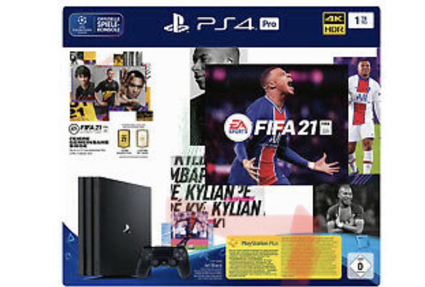 SONY Playstation 4 Pro 1TB Fifa 21 Bundle