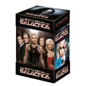 Battlestar Galactica – Die komplette Serie [25 DVDs] für 34,97€@Amazon.de