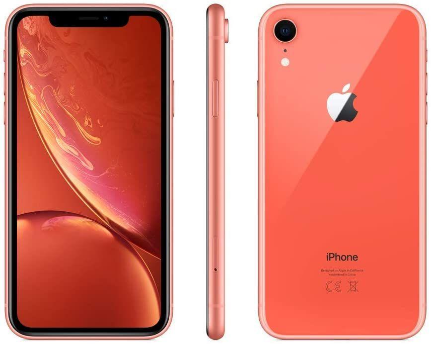 Apple iPhone XR (128GB) - in Koralle oder Schwarz