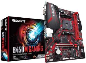 Gigabyte B450M Gaming Motherboard AM4 AMD B450M mATX [Cyberport Abholung & Amazon]