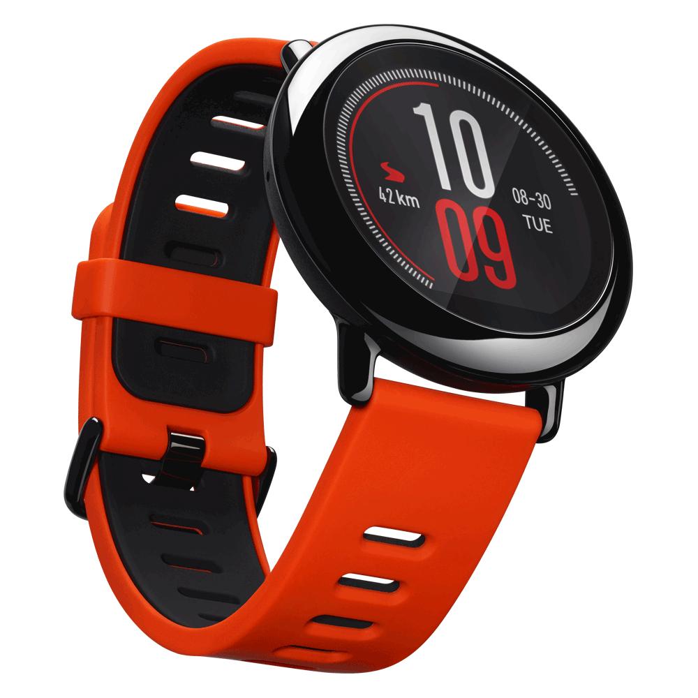 "Amazfit Pace: Smartwatch - Versand aus EU (1.34"" LCD Display, GPS/Glonass, Herzfrequenzmessung, 4GB ROM, 512MB RAM)"