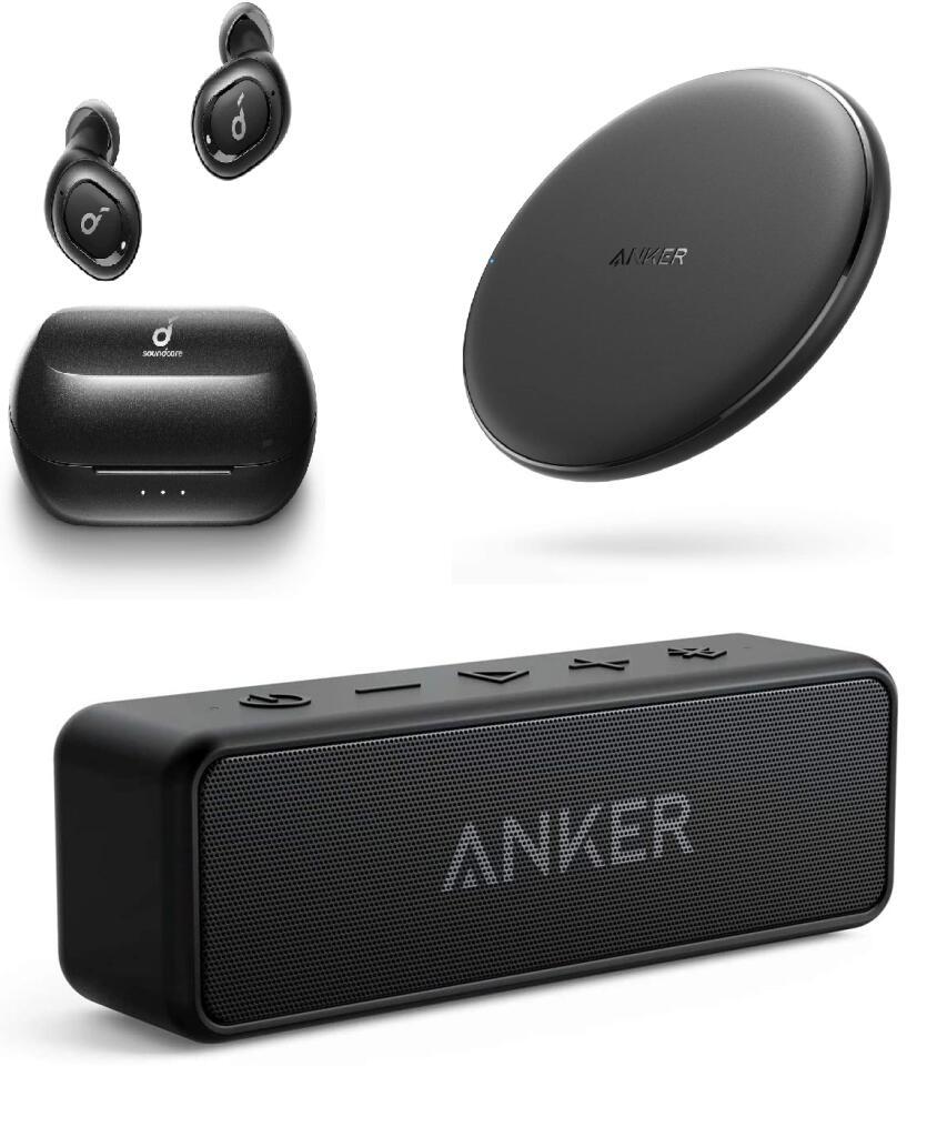 [Amazon + Amazon Prime] - Sammeldeal - Anker PowerWave, Anker Soundcore 2, Anker Soundcore Liberty Neo, Anker PowerConf Bluetooth uvm.