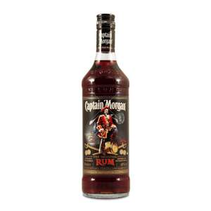 Captain Morgan Dark Rum & Spiced Gold [Real Offline]