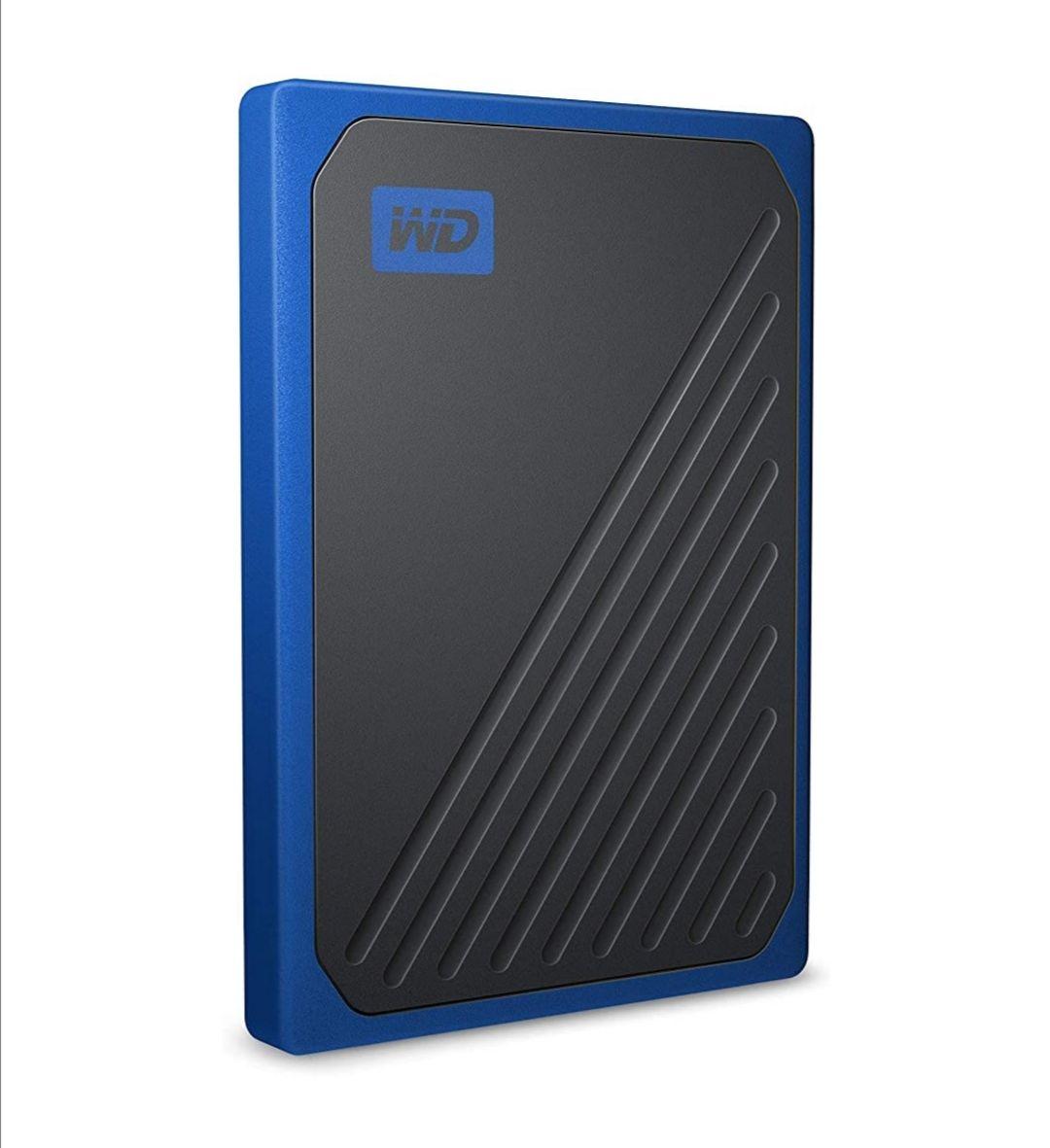 WD My Passport 500GB externe SSD