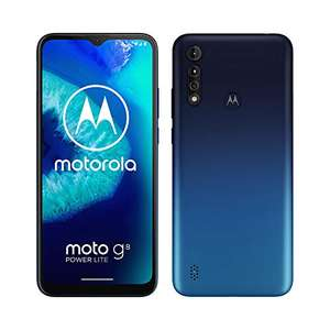 [Amazon] motorola Moto G8 Power Lite - Smartphone 64GB, 4GB RAM, Dual SIM, Royal Blue