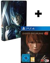 Dead or Alive 6 - Limited Steelbook Edition (PS4) für 14,98€ (Gamesonly)