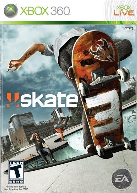Skate 3 für die Xbox 360 und One
