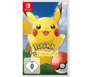 Pokémon: Let's Go Pikachu & Let´s Go Evoli