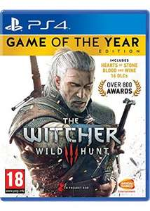 The Witcher 3 Wild Hunt - Game of the Year Edition (PS4) für 15,50€ inkl. Versand (Base.com)