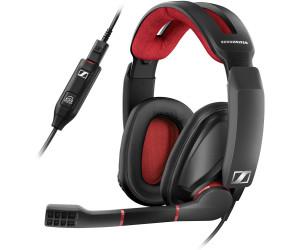 SENNHEISER GSP 350 Gaming Headset Schwarz/Rot USB! Auch bei Amazon erhältlich