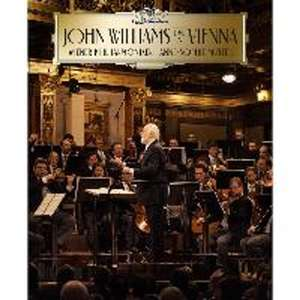John Williams - Live in Vienna (Deluxe Edition mit CD + Blu-Ray in Dolby Atmos)