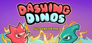 [Indiegala] Dashing Dinos kostenlos (Windows PC)