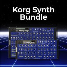 Korg Synth Bundle - 2 für 1 Aktion für Propellerhead Reason