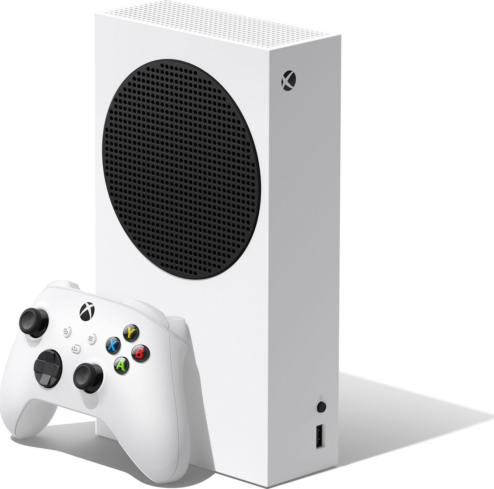 Microsoft Xbox Series S: Spielekonsole (Vorbestellung - 10 Nov)