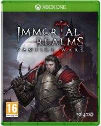 Immortal Realms: Vampire Wars(Xbox One & PS4) [Netgames]