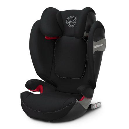 cybex GOLD Kindersitz Solution S-Fix Urban Black von 3 bis 12 Jahren (15-36kg) geeignet mit & ohne Isofix