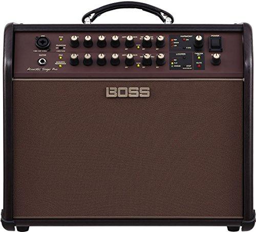 BOSS Acoustic Singer Pro Akustikverstärker (120 Watt Bi-Amp)