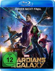 Guardians of the Galaxy (Blu-ray) für 7,49€ inkl. Versand (Thalia Classic & Amazon Prime)