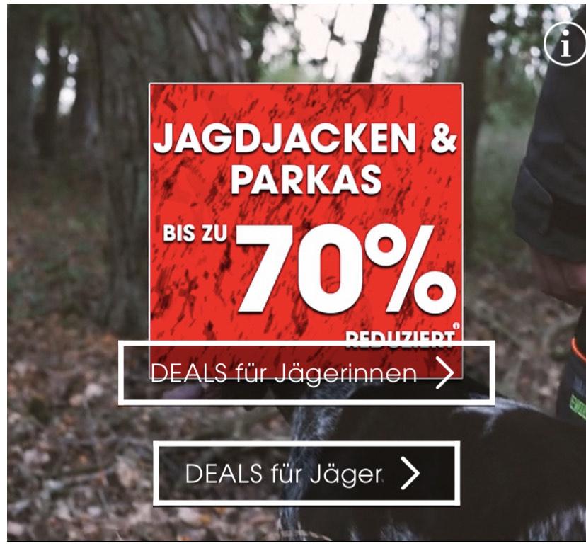 Bei Frankonia bis zu 70%, z.B. Wald & Forst Damen Ansitzjacke Core für 99,99€