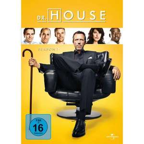 Dr. House - Season 7 [DVD] für 16,97 €