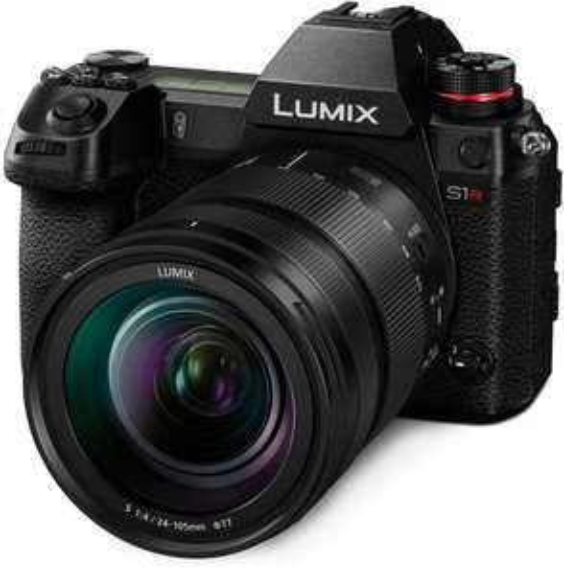 Panasonic Lumix DC-S1R Systemkamera inkl. 24-105F4 Objektiv | Miss Numerique FR