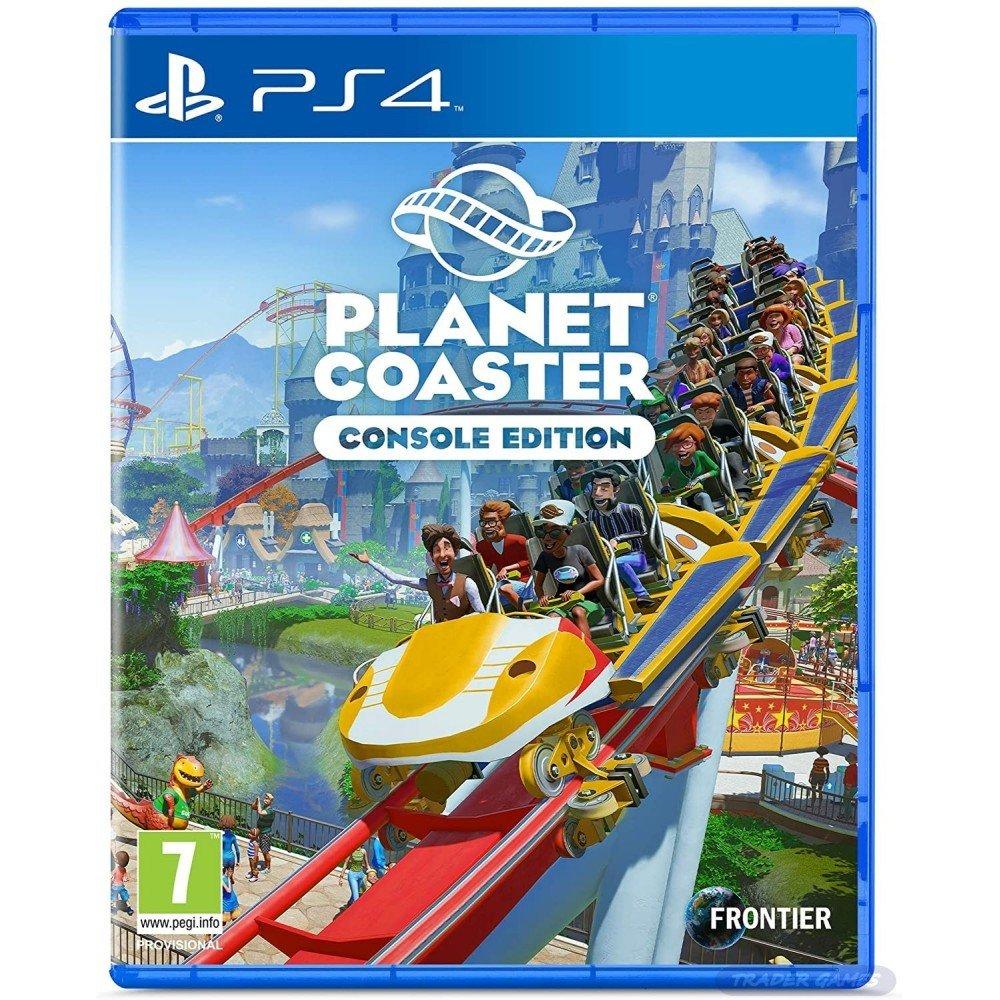 Planet Coaster - PlayStation 4 für 34,95€ @ Coolshop
