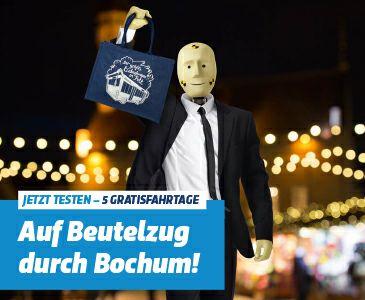 Bogestra am Samstag (24 Oktober) in Bochum kostenlos Fahren