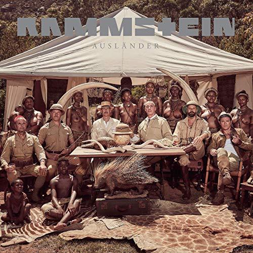 Rammstein AUSLÄNDER 10Inch [Vinyl Maxi-Single] bei amazon.de für 6,47 € mit Prime / +2,89 VSK ohne Prime