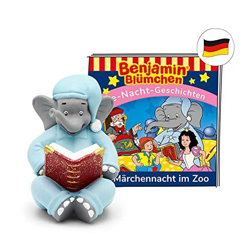 tonies Hörfiguren: Benjamin BLÜMCHEN Hörspiel - Märchennacht im Zoo DEUTSCH Amazon Prime