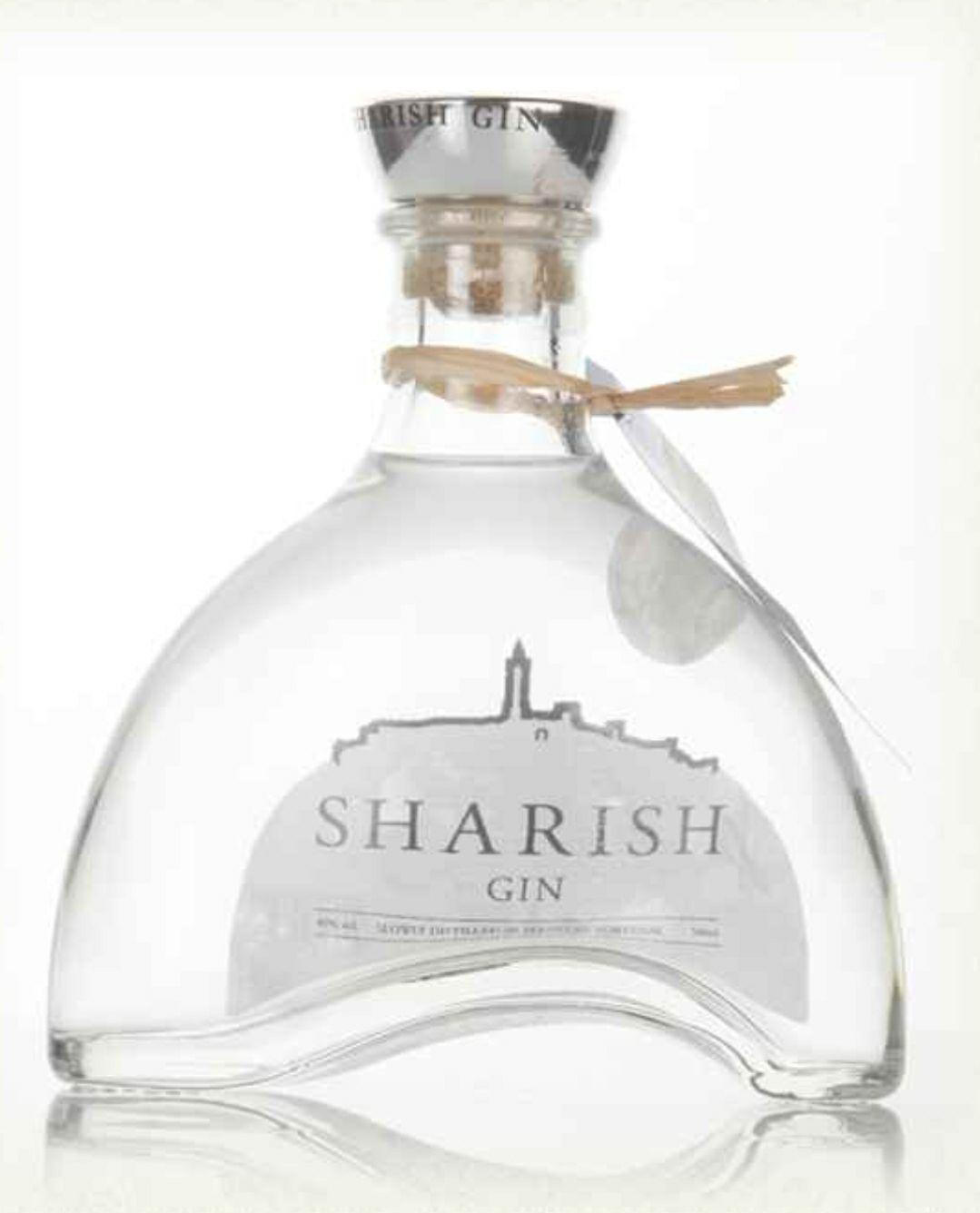 Sharish Gin aus Portugal bei LIDL Online