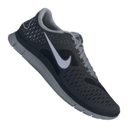 Nike Free 4.0 V2 Grey/Silver/Black für  61€ durch Newsletteranmeldung (+ 4% Qipu)  @Wigglesport