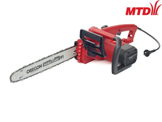 MTD Elektrische Kettensäge (2000 W, 40 cm Schwertlänge) [iBOOD]
