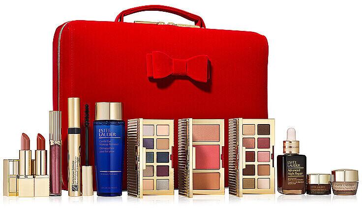 Estée Lauder Blockbuster 2020 Geschenkset Make-Up und Gesichtspflege (11-teilig)