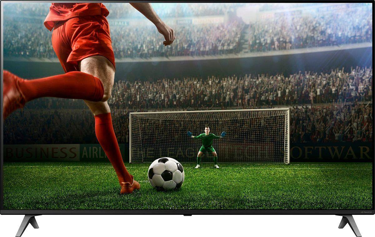 LG NanoCell 49SM8050PLC Fernseher 124,5 cm (49 Zoll) 4K Ultra HD Smart-TV WLAN S [EEK: A]