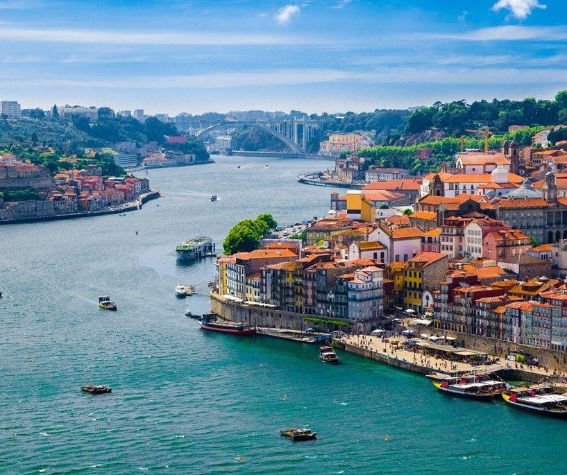 Flüge: Porto / Portugal: (Nov-Dez) Hin- und Rückflug mit Ryanair von Dortmund ab 10,67€