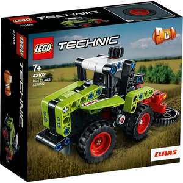 LEGO Technic - 2 in 1 Mini CLAAS XERION (42102) [Thalia KultClub]