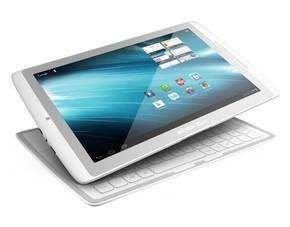 Archos 101 XS 10,1 Zoll, 16 GB, Tablet mit Android 4.0 incl. Tastatur-Cover
