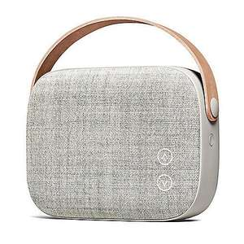 vifa Helsinki Bluetooth Lautsprecher mit NFC, AptX, Aux, sandstone grey [Cyberport]