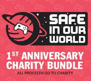 Safe in Our World 1st Anniversary Charity Bundle (Steam) ab 5,09€ (Fanatical)