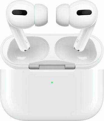 Apple AirPods Pro Bluetooth Headset mit Ladeschale Neuware eBay mit Gutscheincode #HifiExtra