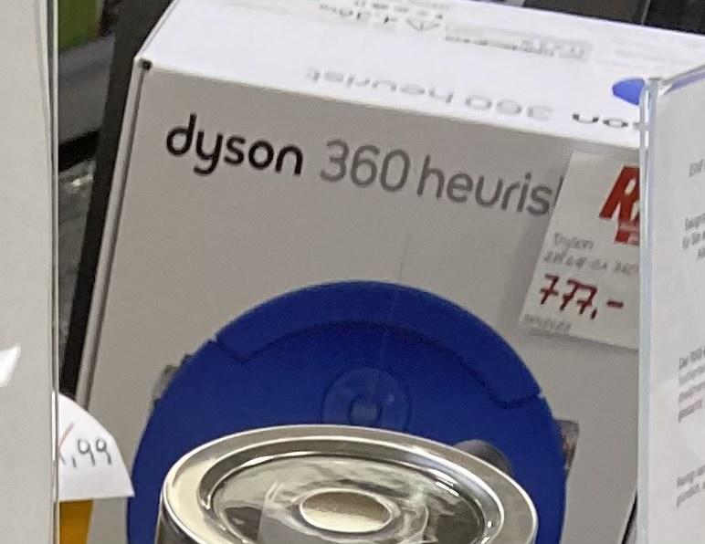 Dyson 360 Heurist [Mediamarkt Wolfsburg]