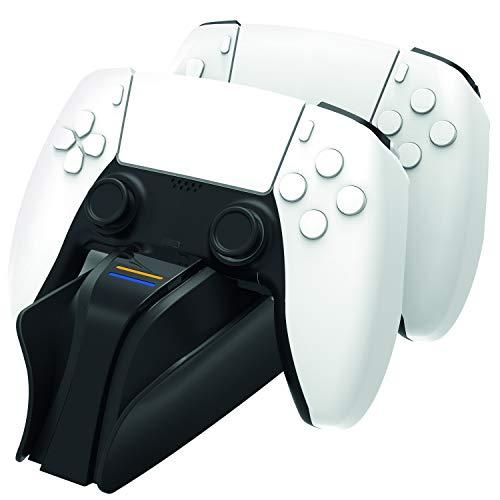 Günstiger und (pünktlich) lieferbar - Controller Ladestation für Playstation 5