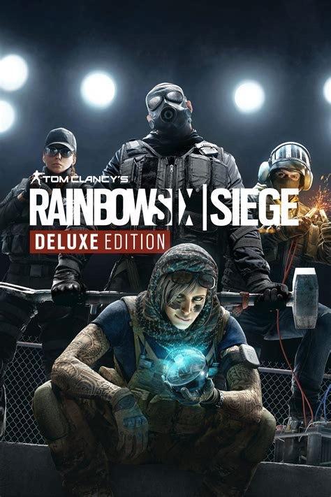 Tom Clancy's Rainbow Six Siege Deluxe Edition Ubisoft für X1 und XSX