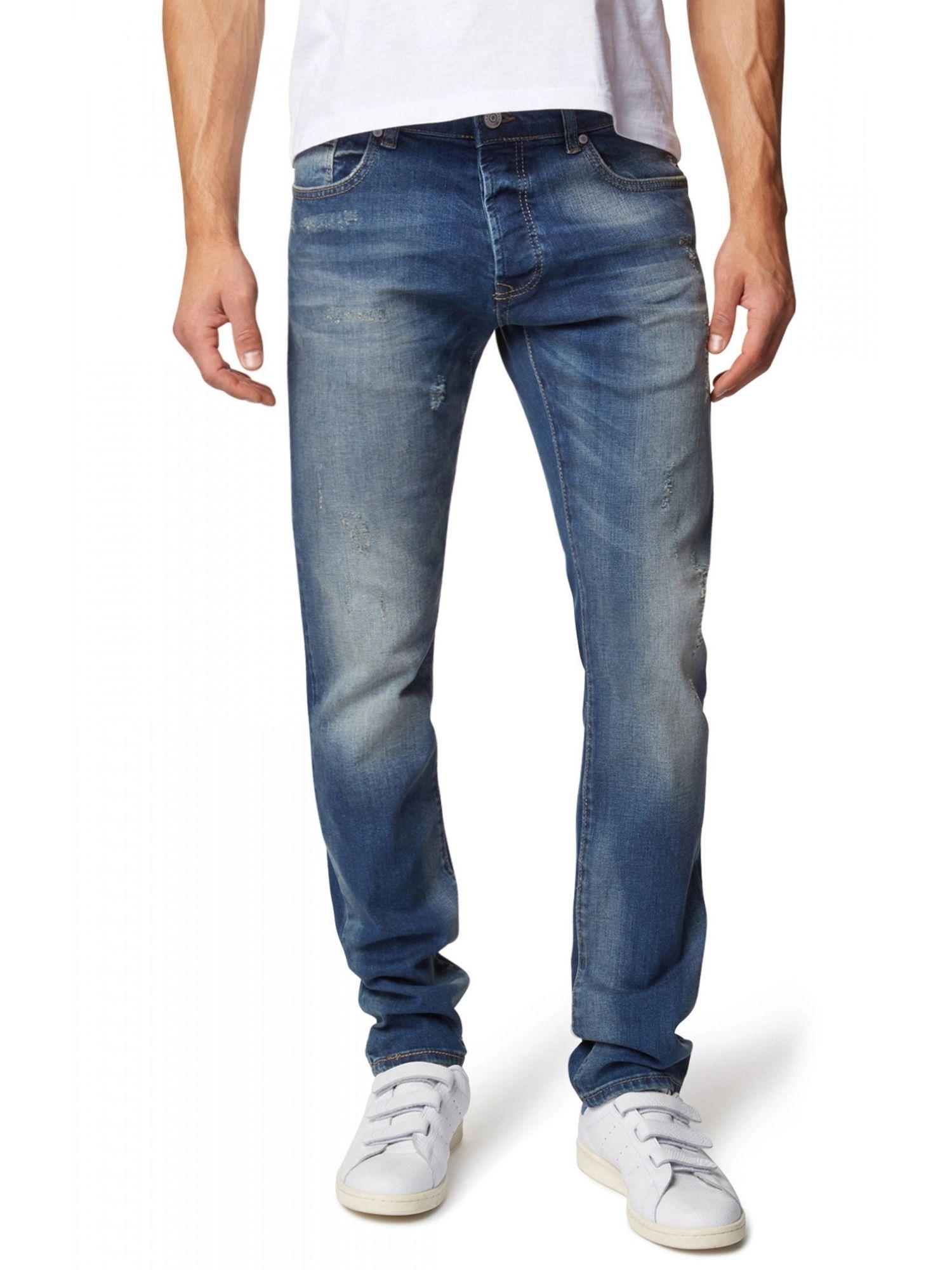 WOTEGA – Jeans Negan – blue denim
