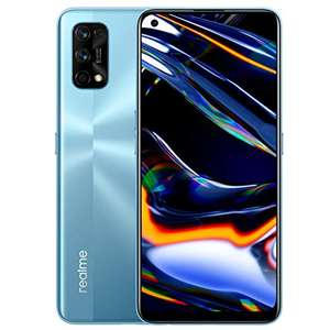 "Realme 7 Pro 128/8GB (Snapdragon 720G, 6.4"" Super Amoled, 4500mAh Akku, 65W Laden, 64MP Quad Kamera)"