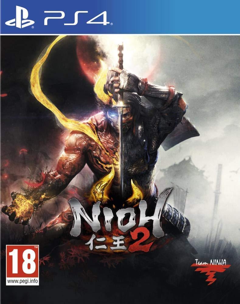 Nioh 2 (PS4) für 27,97€ (Amazon ES) oder 27,39€ (Base)