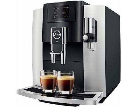 JURA E8 Touch (2019) Kaffee-Vollautomat