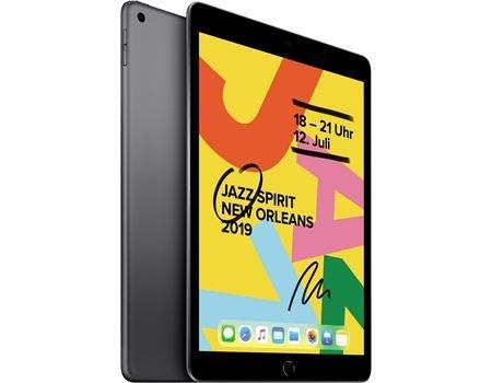 Apple iPad 7. Gen 32GB space gray WiFi (2019)
